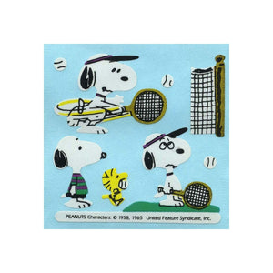 Maxi Paper Stickers - Snoopy playing Tennis