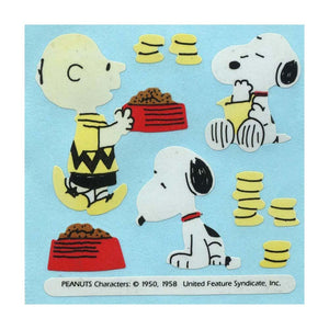 Maxi Stickers - Snoopy & Charlie Brown