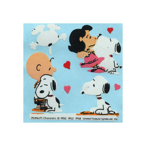Maxi Paper Stickers - Snoopy, Charlie Brown and Lucy