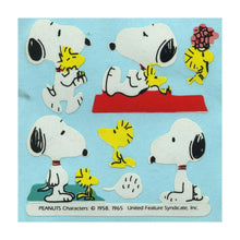 Load image into Gallery viewer, Maxi Stickers - Snoopy & Woodstock