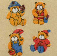 Load image into Gallery viewer, Pack of Furrie Stickers - 4 Seasons Teddies