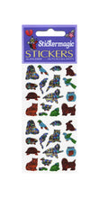 Load image into Gallery viewer, Pack of Prismatic Stickers - Micro Pets
