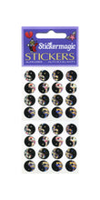 Load image into Gallery viewer, Pack of Prismatic Stickers - Yin Yang