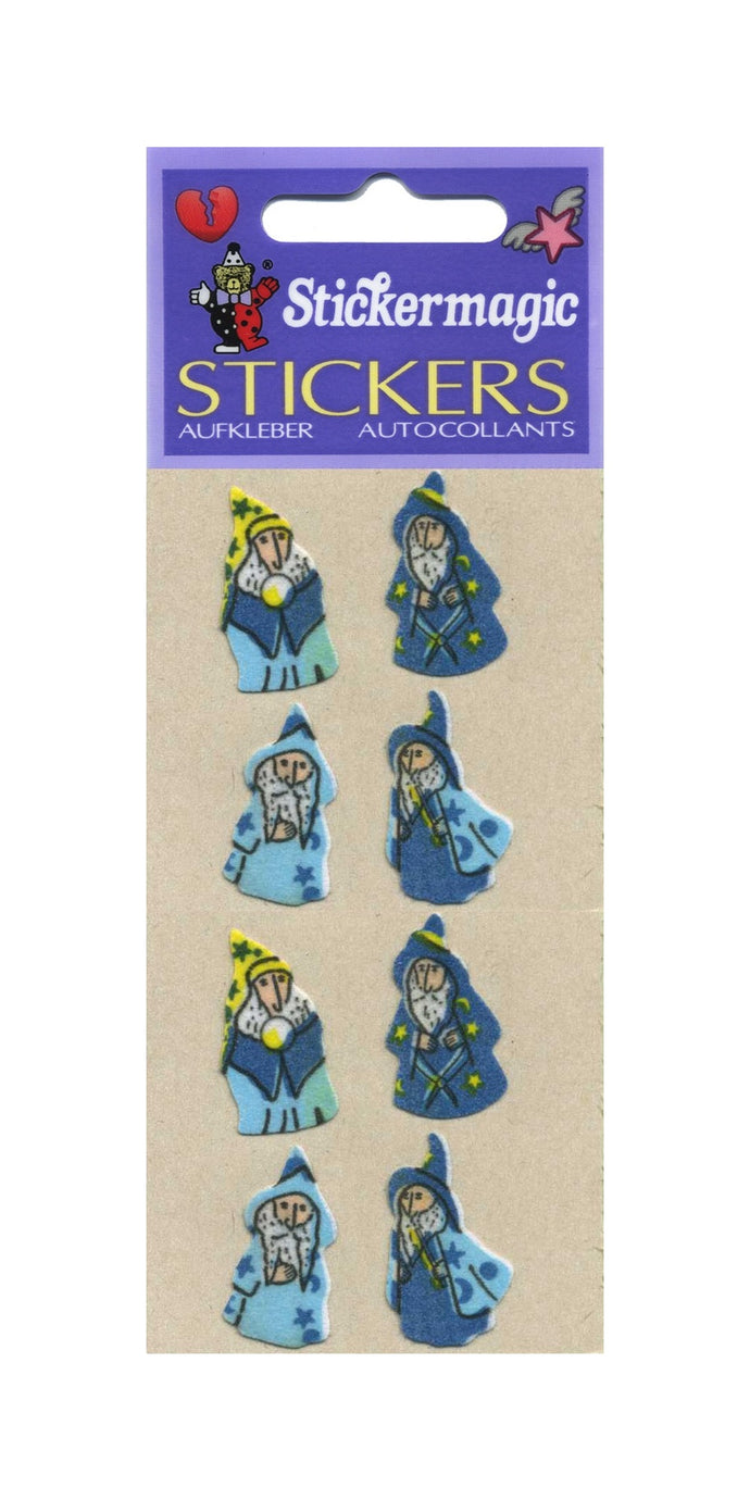 Pack of Furrie Stickers - Wizards