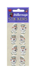 Pack of Furrie Stickers - Young Astronauts