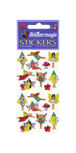 Pack of Prismatic Stickers - Fairies