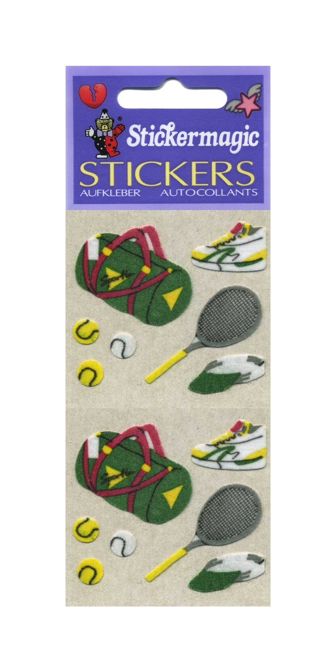 Pack of Furrie Stickers - Sports Bag