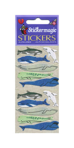 Pack of Furrie Stickers - Micro Whales