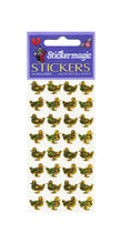 Load image into Gallery viewer, Pack of Prismatic Stickers - Ducklings