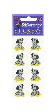 Pack of Silkie Stickers - Dalmatians