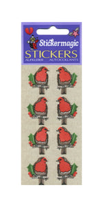 Pack of Furrie Stickers - Robins