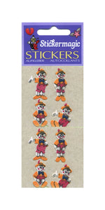 Pack of Furrie Stickers - Pinocchio
