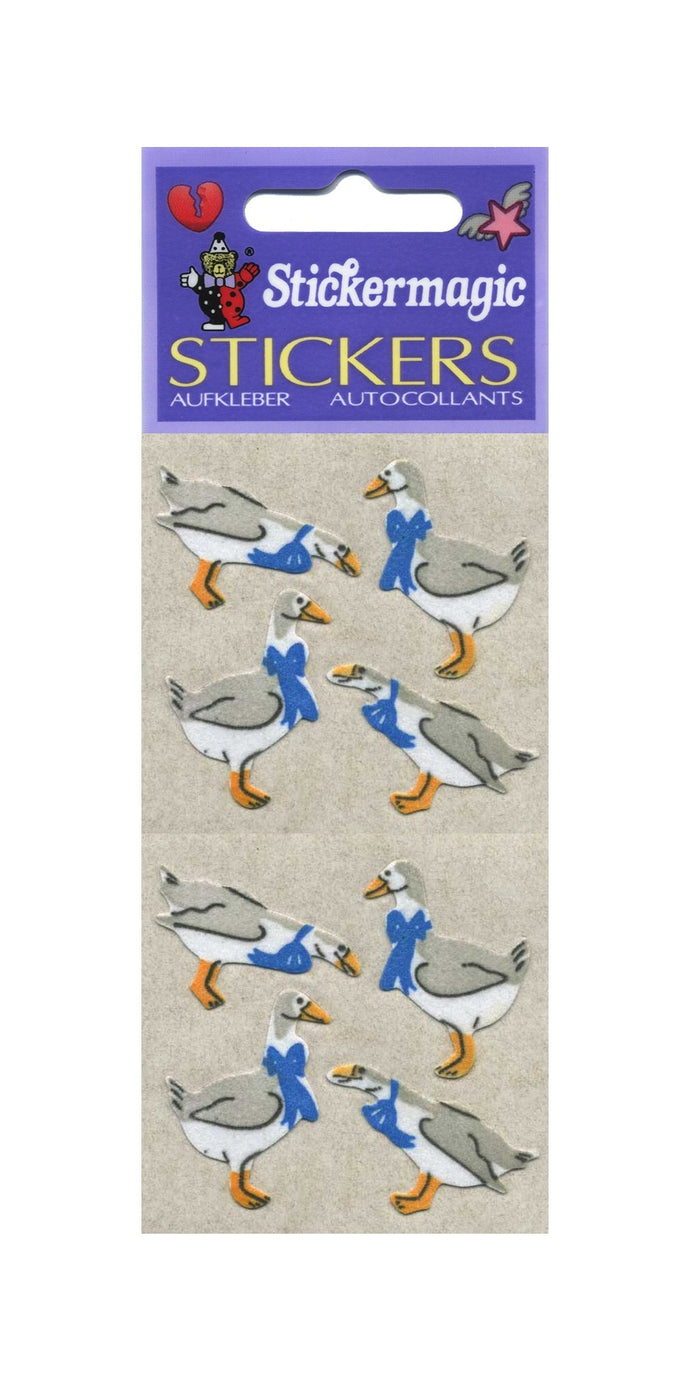 Pack of Furrie Stickers - Geese