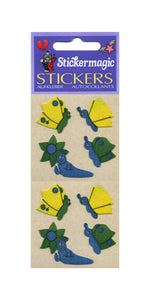Pack of Furrie Stickers - Butterflies