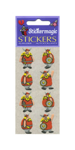 Pack of Furrie Stickers - Vikings