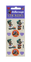 Load image into Gallery viewer, Pack of Furrie Stickers - Minnie Mouse