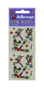 Pack of Furrie Stickers - Minnie doing Gymnastics