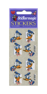 Pack of Furrie Stickers - Donald Duck