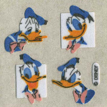 Load image into Gallery viewer, Pack of Furrie Stickers - Donald Duck