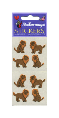 Pack of Furrie Stickers - Lions