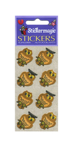 Pack of Furrie Stickers - Wise Owls