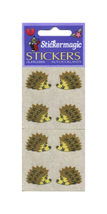 Pack of Furrie Stickers - Hedgehogs