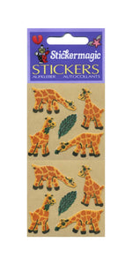 Pack of Furrie Stickers - Giraffes