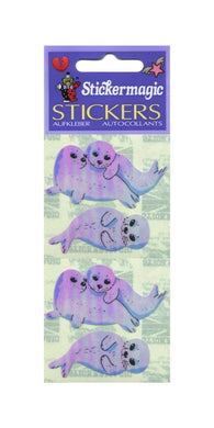 Pack of Pearlie Stickers - Seals