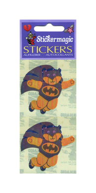 Pack of Pearlie Stickers - Bat Ted