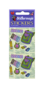 Pack of Pearlie Stickers - School Bags