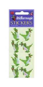 Pack of Pearlie Stickers - Funny Dragons