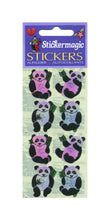 Load image into Gallery viewer, Pack of Pearlie Stickers - Pandas