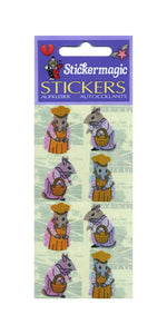 Pack of Pearlie Stickers - Mr & Mrs Mouse
