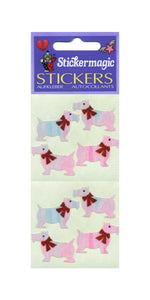 Pack of Pearlie Stickers - Scotties