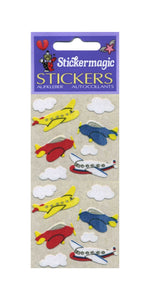 Pack of Furrie Stickers - Aeroplanes