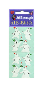 Pack of Paper Stickers - Ghosts