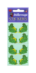 Pack of Paper Stickers - Dragons
