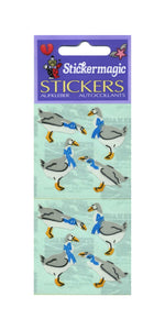 Pack of Paper Stickers - Geese
