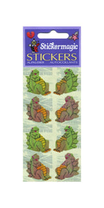 Pack of Pearlie Stickers - Dragons