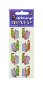 Pack of Pearlie Stickers - Woodpeckers
