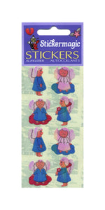 Pack of Pearlie Stickers - Angels