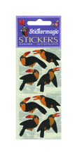 Load image into Gallery viewer, Pack of Pearlie Stickers - Toucans