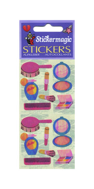 Pack of Pearlie Stickers - Make-up Set
