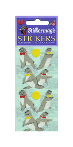Pack of Paper Stickers - Sealions