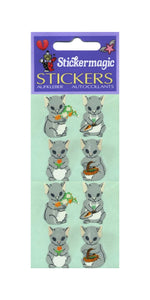 Pack of Paper Stickers - Country Mice