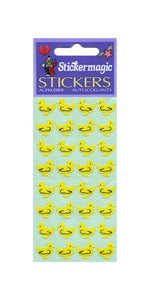 Pack of Paper Stickers - Ducklings