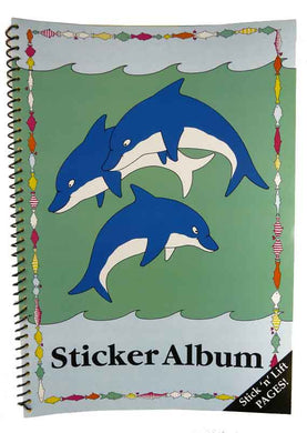 Sticker Album - Dolphin