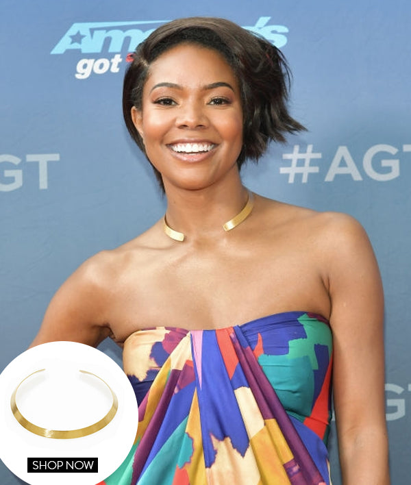 GABRIELLE UNION IN OUR ESSENTIAL COLLAR