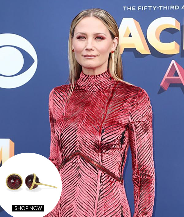 Jennifer Nettles In Our Ipanema Studs