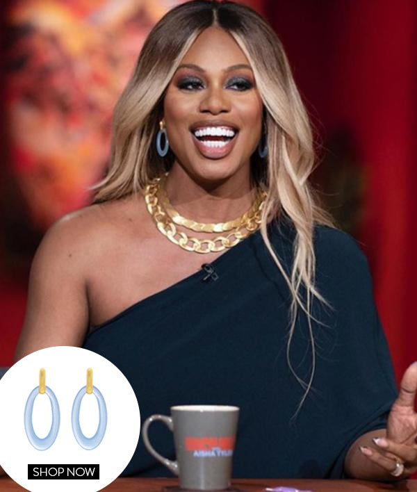 LAVERN COX IN OUR DUNE COLLECTION